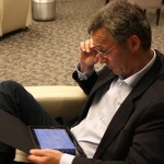 Norway Leader Runs Country With iPad